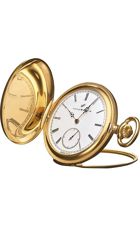 часы Aerowatch Savonnettes The Skeleton