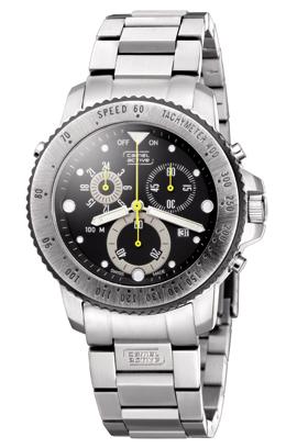 часы Camel Trophy TRAIL CHRONOALARM