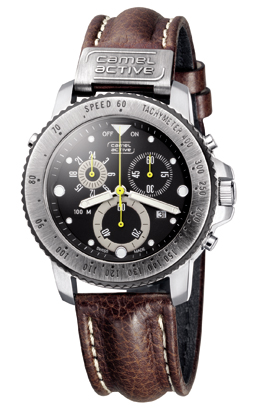 часы Camel Trophy TRAIL II CHRONOALARM