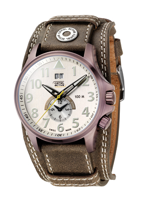часы Camel Trophy AVIATOR II 2ND TIME ZONE