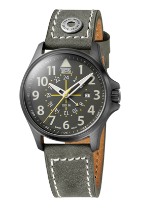 часы Camel Trophy AVIATOR TIME DATE