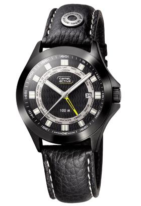часы Camel Trophy BLACK CRUISER 2ND TIME ZONE