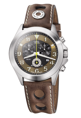 часы Camel Trophy STEEL CRUISER CHRONO