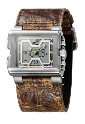 часы Camel Trophy STEEL COMPANION