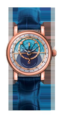 часы Christiaan v.d. Klaauw details CK ASTROLABIUM