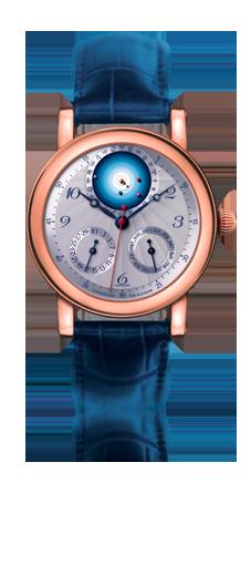 часы Christiaan v.d. Klaauw details CK PLANETARIUM AS