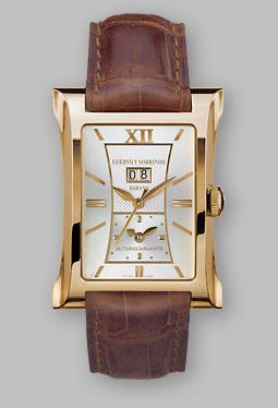часы Cuervo y Sobrinos Espléndidos Dualtime