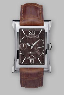 часы Cuervo y Sobrinos Espléndidos Retrogrado