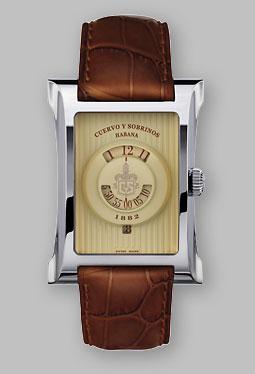 часы Cuervo y Sobrinos Espléndidos 1882