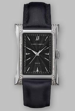 часы Cuervo y Sobrinos Espléndidos Clásico