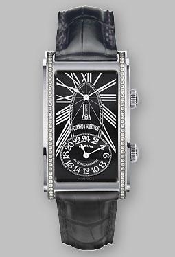 часы Cuervo y Sobrinos Prominente Dual Time