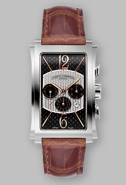 часы Cuervo y Sobrinos Prominente Cronógrafo