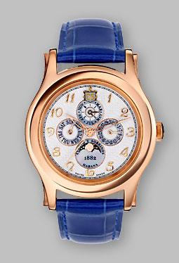 часы Cuervo y Sobrinos Robusto Calendario Perpetuo
