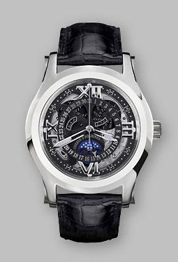 часы Cuervo y Sobrinos Robusto Tricalendógrafo Luna