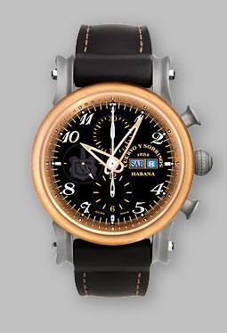 часы Cuervo y Sobrinos Torpedo Caribeeño