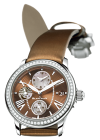 часы Blancpain Women's Collection GMT
