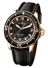 часы Blancpain Sport Ultra-slim Fifty Fathom
