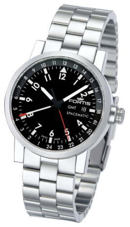 ���� Fortis SPACEMATIC GMT