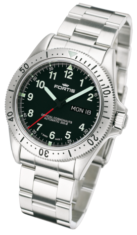 часы Fortis OFFICIAL COSMONAUTS DAY/DATE