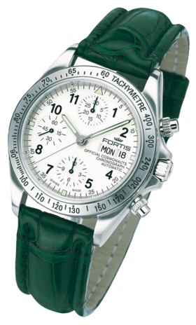 часы Fortis OFFICIAL COSMONAUTS CHRONOGRAPH