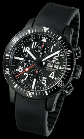 часы Fortis B-42 BLACK CHRONOGRAPH