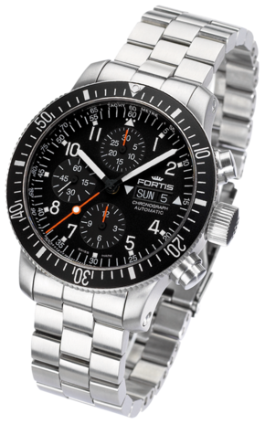 часы Fortis B-42 OFFICIAL COSMONAUTS CHRONOGRAPH
