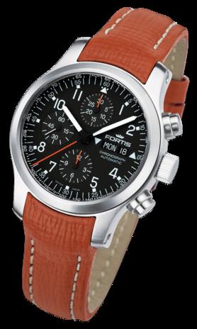 часы Fortis B-42 PILOT PROFESSIONAL CHRONOGRAPH