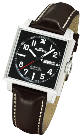 часы Fortis SQUARE AUTOMATIC