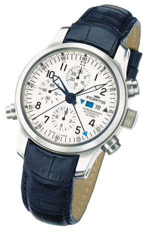 ���� Fortis B-42 FLIEGER AUTOMATIC CHRONOGRAPH ALARM