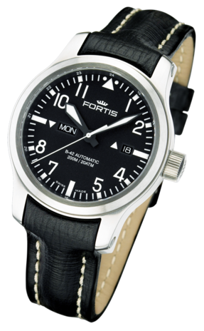 часы Fortis B-42 FLIEGER AUTOMATIC DAY/DATE