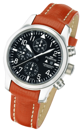 ���� Fortis B-42 FLIEGER CHRONOGRAPH AUTOMATIC