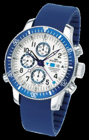 часы Fortis FORTIS B-42 CHRONOGRAPH ALARM C.O.S.C.