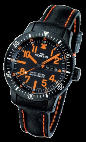 часы Fortis B-42 BLACK MARS 500
