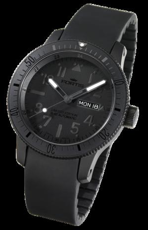 часы Fortis B-42 BLACK BLACK