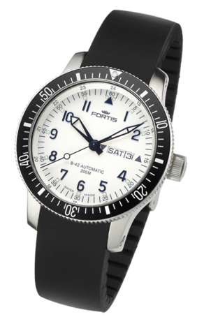 ���� Fortis B-42 DIVER DAY/DATE