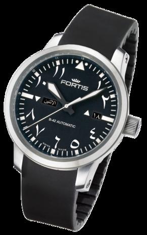 часы Fortis B-42 AL TAYAR BLACK