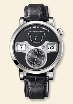 часы A. Lange & Sohne Lange Zeitwerk