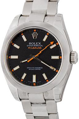 часы Rolex Milgauss