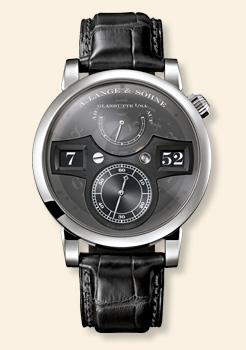 часы A. Lange & Sohne Lange Zeitwerk Luminous