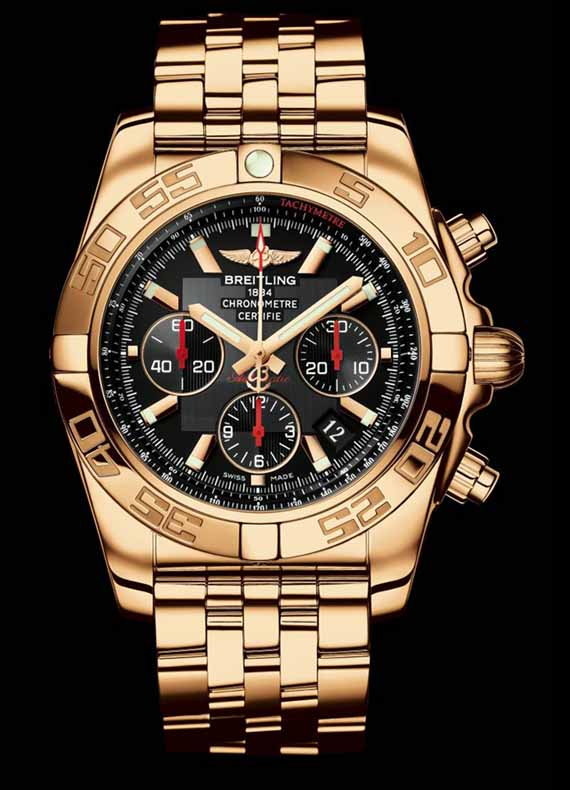 часы Breitling Chronomat 01 Limited