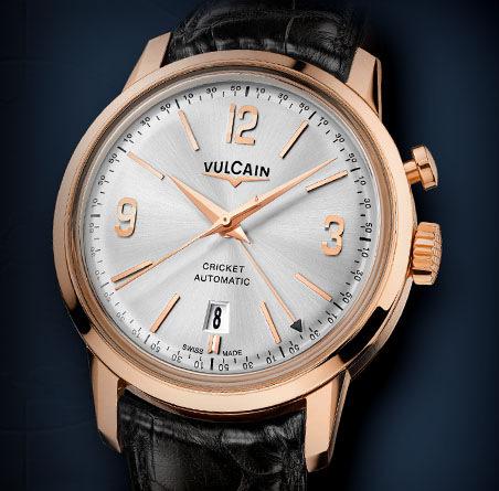 часы Vulcain 50s Presidents' Watch Gold