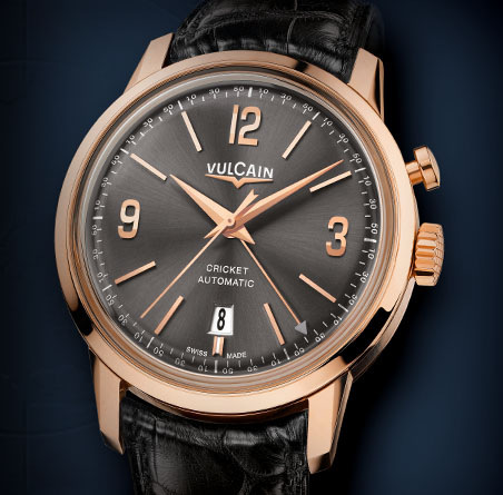 часы Vulcain 50s Presidents' Watch Gold