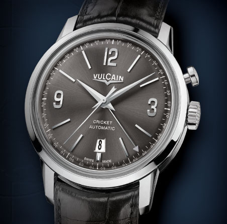 часы Vulcain 50s Presidents' Watch Steel