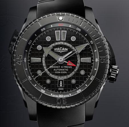 часы Vulcain Cricket X-TREME Air Force One