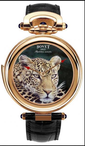 часы Bovet Leopard
