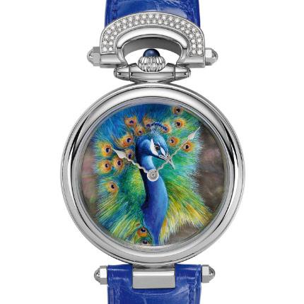 часы Bovet Peacock