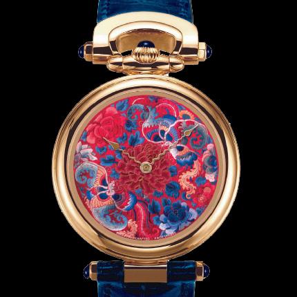 часы Bovet Chinese Chrysanthemum
