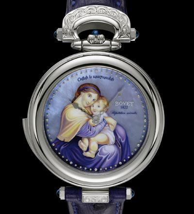 часы Bovet Madone