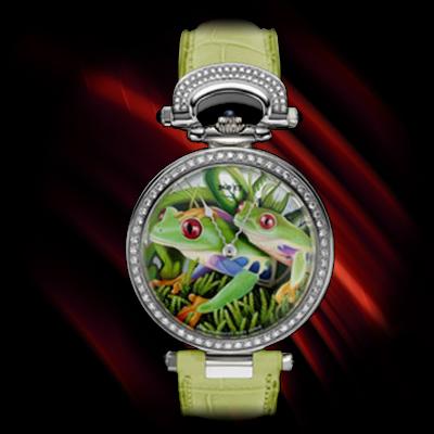 часы Bovet Frogs