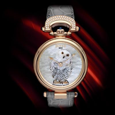 часы Bovet Owl